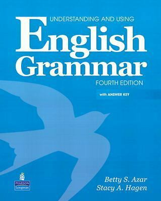 Understanding and Using English Grammar with Audio CDs and Answer Key (4th Edit
