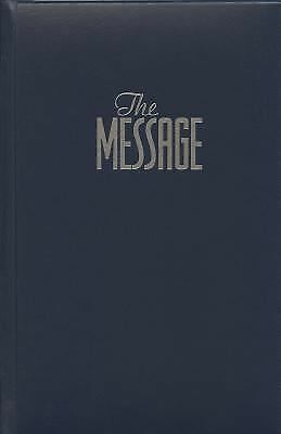 The Message: The Bible in Contemporary Language : Numbered Edition, , Good Book