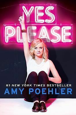 Yes Please, Poehler, Amy, Very Good Book