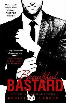 Beautiful Bastard (The Beautiful Series), Lauren, Christina, Good Book