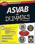 1,001 ASVAB Practice Questions For Dummies (+ Free Online Practice), Powers, Rod