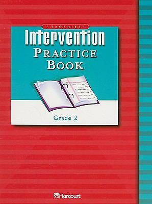 Trophies Intervention Practice Book Grade 2: Harcourt School Publishers Trophies