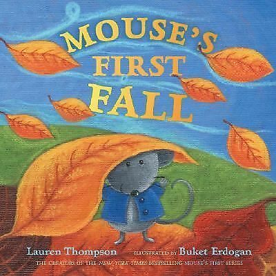 Mouse's First Fall by Thompson, Lauren