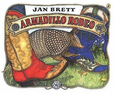 Armadillo Rodeo by Brett, Jan