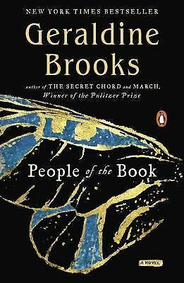 People of the Book: A Novel, Geraldine Brooks, Acceptable Book