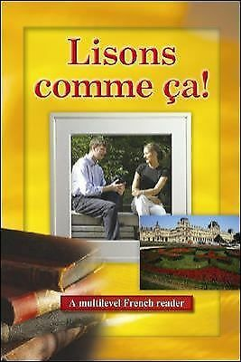 Lisons comme ca!, McGraw-Hill, Very Good Book
