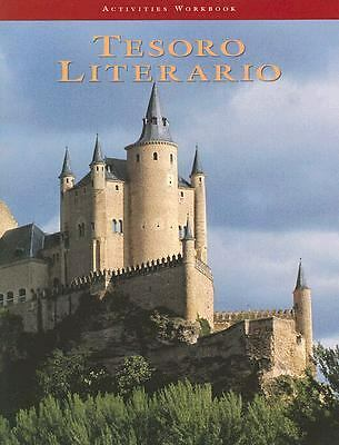 Tesoro Literario Activities Workbook, Louis Albini, Margaret Adey, Good Book