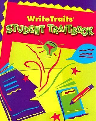 Great Source Write Traits: Student Edition Traitbook Grade 3 2002, GREAT SOURCE,
