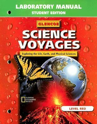 Science Voyages: Level Red, , Good Book