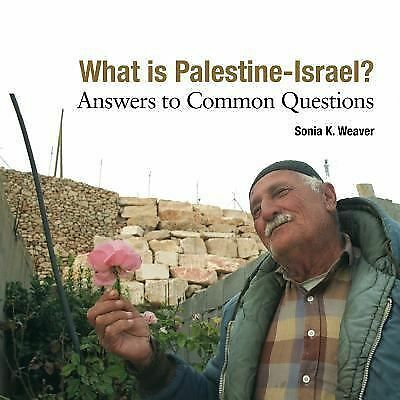 What is Palestine-Israel?, Sonia K. Weaver, Very Good Book