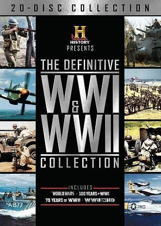 The Definitive WWI & WWII Collection (DVD)