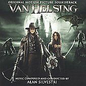 Universal™ VAN HELSING Original Soundtrack Album RARE VINTAGE CD