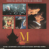 Geffen™ M BUTTERFLY Original Soundtrack Album RARE VINTAGE CD