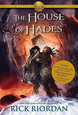 The House of Hades (Heroes of Olympus, The, Book Four) (The Heroes of Olympus),