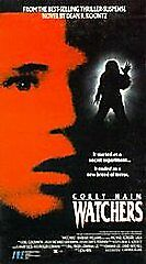 Watchers [VHS] by