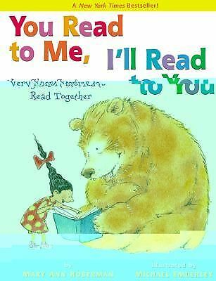 You Read to Me, I'll Read to You: Very Short Stories to Read Together by Hoberm