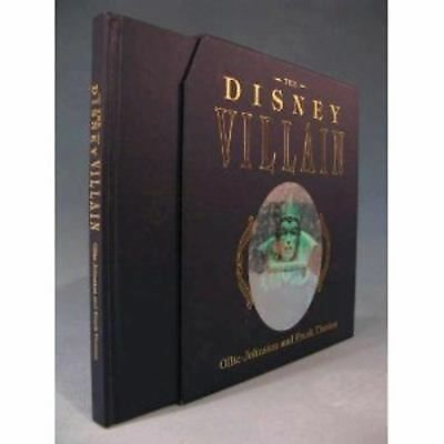 The Disney Villain by Johnston, Ollie