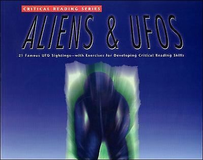 Critical Reading Series: Aliens and UFOs, McGraw-Hill - Jamestown Education, Ver