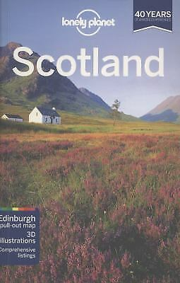 Lonely Planet Scotland (Travel Guide) by Lonely Planet, Wilson, Neil, Symington