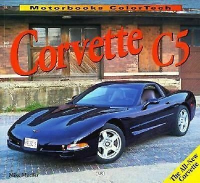 Corvette C5 (ColorTech) by Mueller, Mike