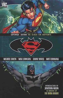Superman/Batman: Search for Kryptonite (TP) Michael Gre