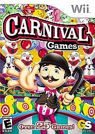 Carnival Games - Nintendo Wii by Take 2