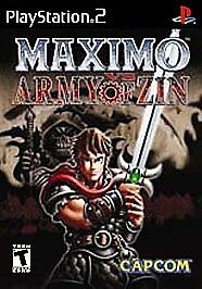 Maximo vs Army of Zin - PlayStation 2 by