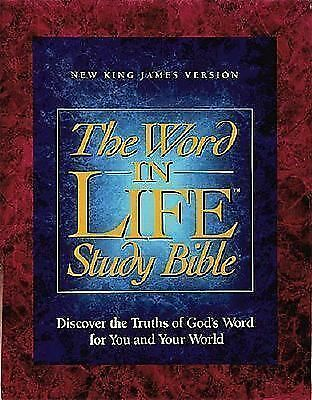 Word In Life Study Bible - NKJV and NRSV by Thomas Nelson