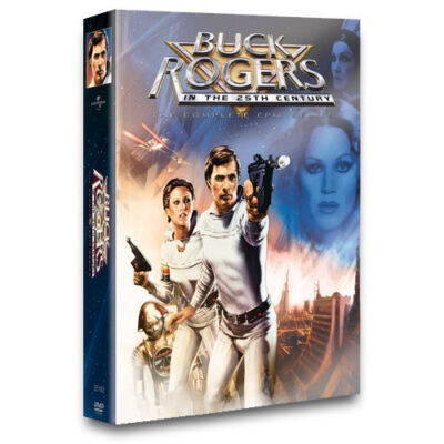 Buck Rogers in the 25th Century - The Complete Epic Series, Good DVD, ,