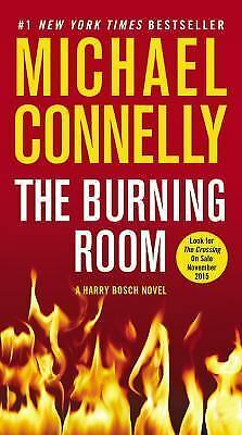 The Burning Room (A Harry Bosch Novel), Connelly, Michael, Very Good Book