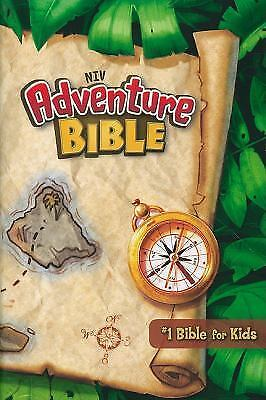 Adventure Bible, NIV, Zondervan, Very Good Book