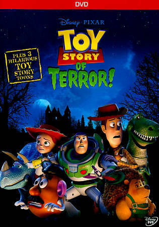 Toy Story of Terror, Good DVD, ,
