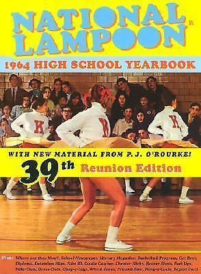 National Lampoon's 1964 High School Yearbook, , Very Good Book