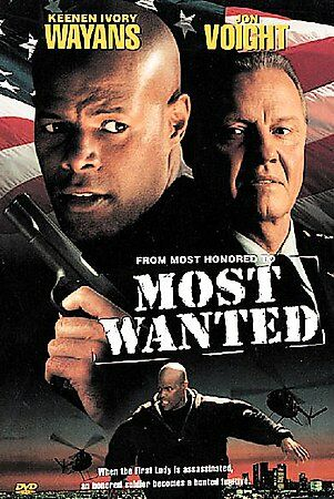 Most Wanted (DVD, 1998) Wayans 1997 Action Thriller Jill Hennessy