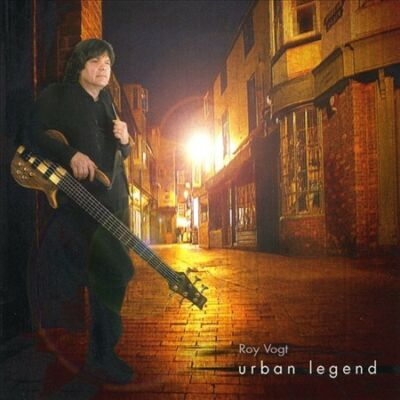 Roy Vogt urban legend CD BRAND NEW FREE SHIPPING!!!