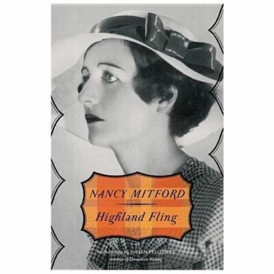 Highland Fling, Mitford, Nancy, Very Good Book