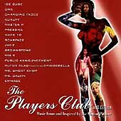 Various Artists The Players Club Soundtrack CD FREE SHIPPING!!!