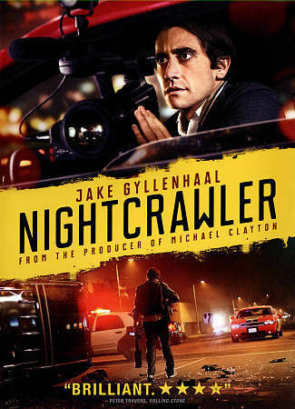 Nightcrawler, Good DVD, Rene Russo, Marco Rodriguez, Michael Papajohn, Bill Paxt