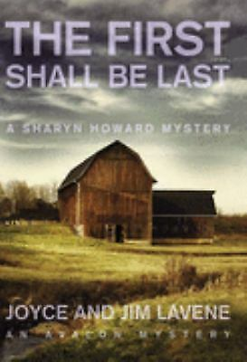 The First Shall Be Last (Avalon Mystery), Lavene, Jim, Lavene, Joyce, Good Book