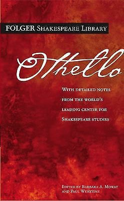 Othello (Folger Shakespeare Library) by William Shakespeare