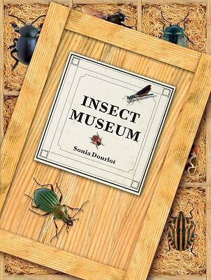 Insect Museum, Dourlot, Sonia, Good Book