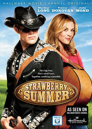 Strawberry Summer (Hallmark), Good DVD, Jonathan Chase, Bobo Chang, Cindy Willia