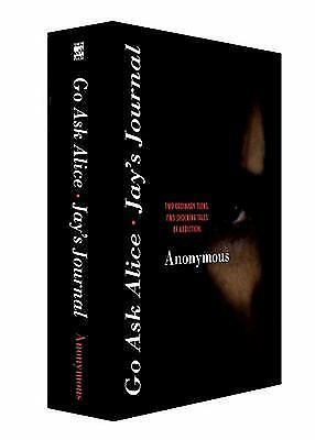 Go Ask Alice/Jay's Journal, Anonymous, Very Good Book