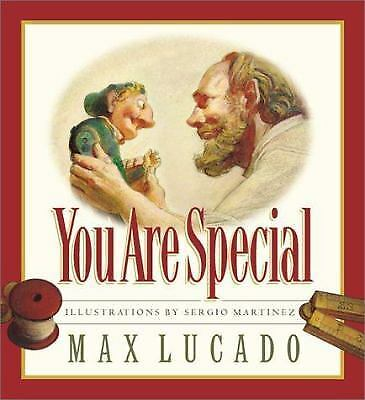 You Are Special Board Book Max Lucado's Wemmicks