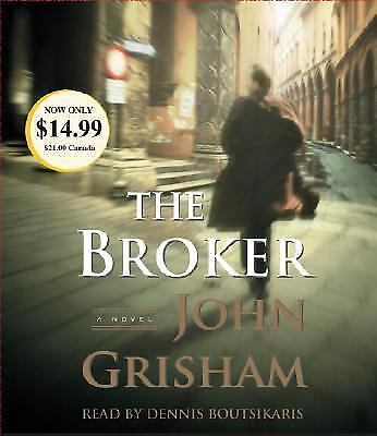 The Broker John Grisham