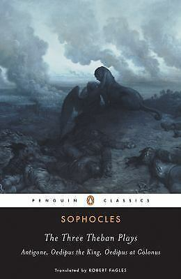 The Three Theban Plays (Penguin Classics), Sophocles, Acceptable Book