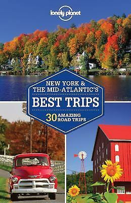 Lonely Planet New York & the Mid-Atlantic's Best Trips (Travel Guide), Karlin, A