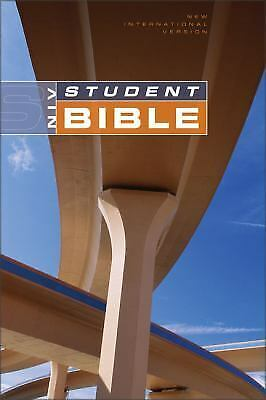 NIV Student Bible, Revised, Compact Edition