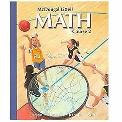 Math: Course 2, , Good Book