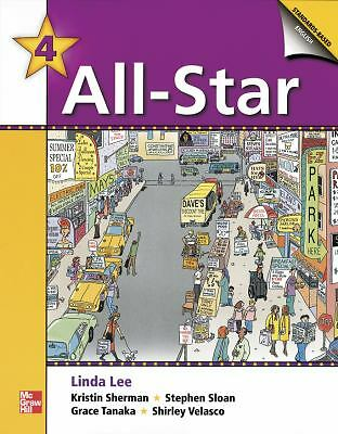 All-Star - Book 4 (High-Intermediate - Low Advanced) - Student Book (Bk. 4), Vel